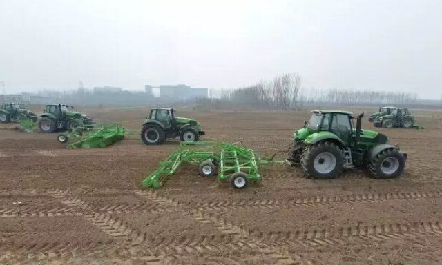 Agricultural machinery and equipment development plan in the next decade, 22 products as the key development areas